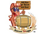 SEPTEMBER Bacon 5 Kegs / Bacon & Kegs® Bacon = Love. There'll be bacon, bacon and more bacon.  And of course, let's not forget, there'll be beer too.