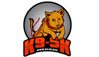APRIL K95K  Running with dogs... Support a shelter, Police K9 program, Humane Society... whatever your charity is, we can help raise awarenesss to your cause.