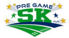The PreGame 5K  Typically takes place prior to a football game, be it college, high school or the NFL.
