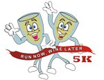 JUNE Run Now, Wine Later 5K (SM) It starts out innocent, but ends with a great after party flowing with your favorite wine & cheese.